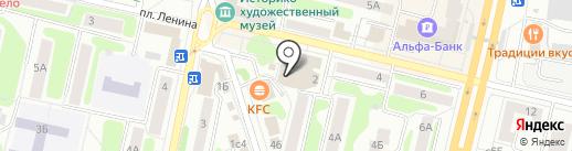Книжный магазин на карте Щёлково