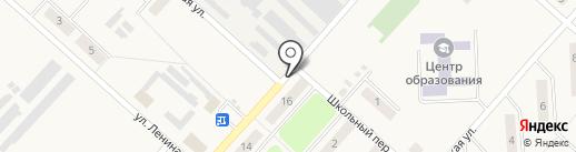 Магазин мелкой бытовой техники и хозяйственных товаров на карте Шварцевского