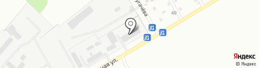 Автосервис на карте Макеевки
