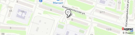 Офис-Респект, магазин офисной мебели на карте Щёлково