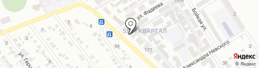 Отделение связи №24, г. Макеевка на карте Макеевки