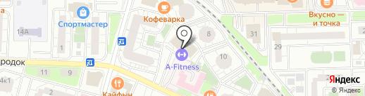 OLYMP на карте Балашихи