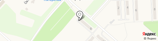 Магазин продуктов на карте Шварцевского