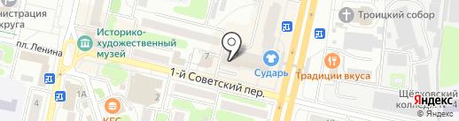 Ipochino на карте Щёлково