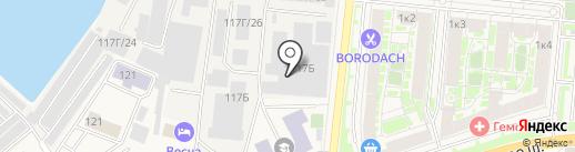 ОНМЦ, АНО на карте Красково