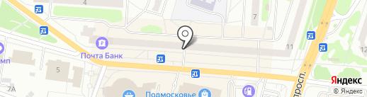 Enter на карте Щёлково