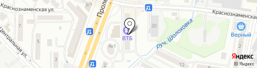 ВТБ Страхование на карте Щёлково