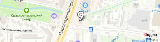 Кухни MIXX на карте Щёлково
