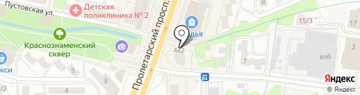 Магический стиль на карте Щёлково