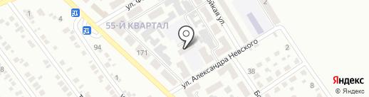 Детский сад №49 на карте Макеевки