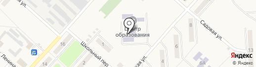 Шварцевская средняя общеобразовательная школа на карте Шварцевского