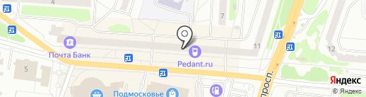 Хлеб и Ко на карте Щёлково