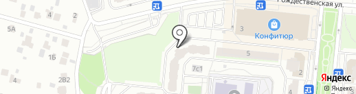 Азбука Жилья на карте Железнодорожного