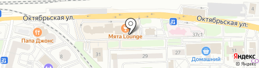 Leon на карте Балашихи