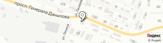 Донецкстандартметрология на карте Макеевки