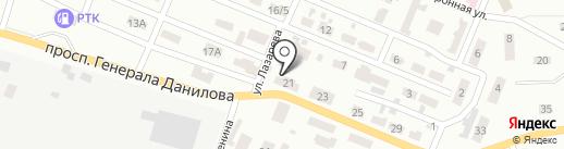 Горняцкий районный суд, г. Макеевка на карте Макеевки