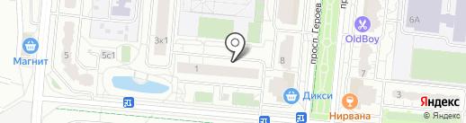 Doorsell на карте Балашихи