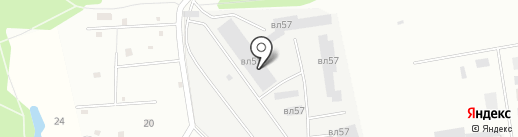 РАДЭКО на карте Балашихи