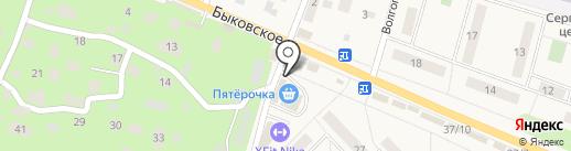 Neovet на карте Малаховки