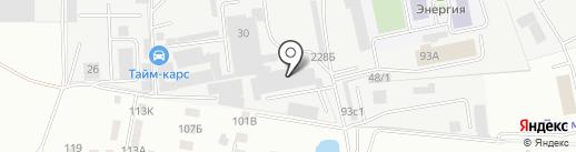 Милана Фуд на карте Железнодорожного