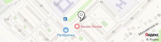 Студия танца и вокала на карте Малаховки