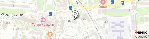 Платежный терминал, МОСКОВСКИЙ КРЕДИТНЫЙ БАНК на карте Железнодорожного