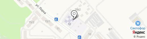 Детский сад №94 на карте Красково