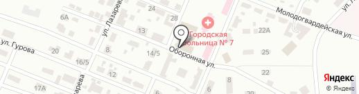 Ночной квартал, гостинично-развлекательный комплекс на карте Макеевки