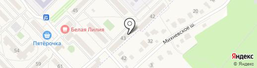RVS-AVTO на карте Малаховки