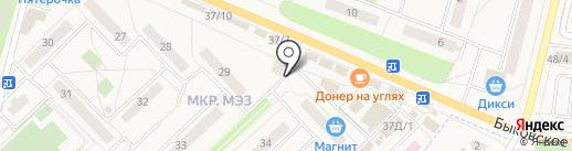 Альянс ТУРЫ.ру на карте Малаховки