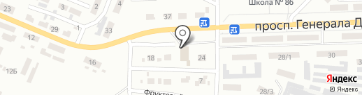 ФиЕСТа, супермаркет на карте Макеевки