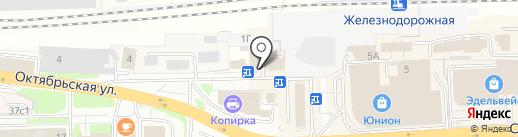 Медиа-Селект на карте Балашихи