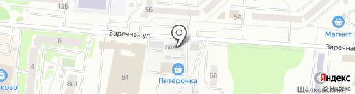 ТВЭЛ на карте Щёлково