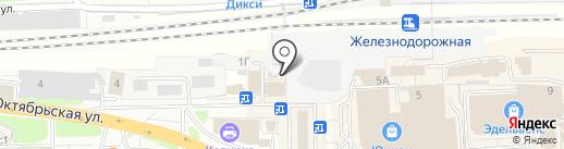 МегаФон на карте Балашихи