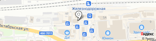 Подружка на карте Балашихи