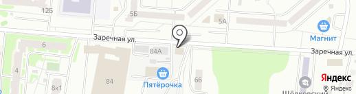 Ритуал-Сервис, МБУ на карте Щёлково