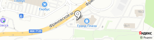 Bontel на карте Щёлково