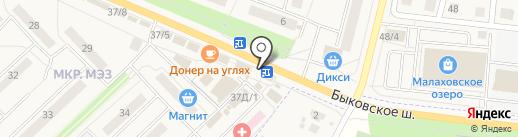 Телефон.ру на карте Малаховки