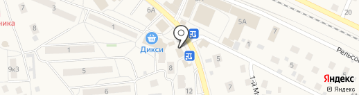 Way2Song на карте Малаховки