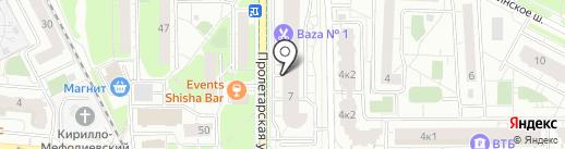 АртСтиль на карте Балашихи