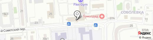 СтройМаркет на карте Щёлково