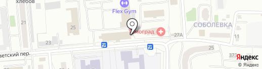 Денти-Клиник на карте Щёлково