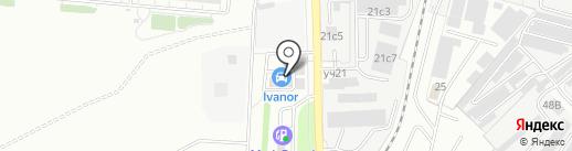 Vianor на карте Балашихи