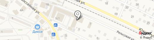 КАССИР.РУ на карте Малаховки