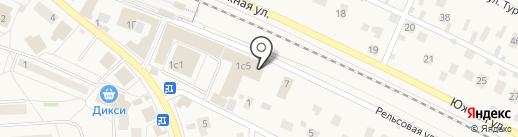 Салон штор на карте Малаховки