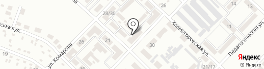 Шинок, закусочная на карте Макеевки