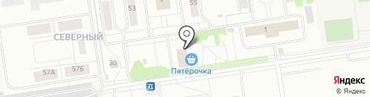 Пенный штаб на карте Балашихи