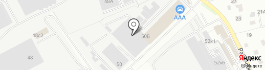 ЛИГАС на карте Железнодорожного