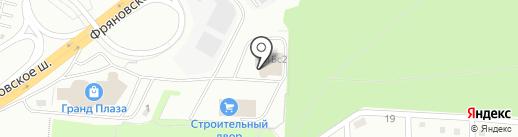 ВесАвто на карте Щёлково