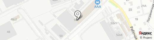 BM WEB STUDIO на карте Балашихи